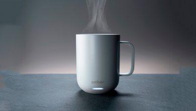 Photo of Her er kruset der holder kaffen varm – hele dagen