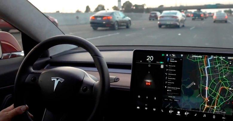 Photo of Tesla beder ansatte teste fuldt selvkørende system