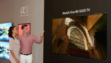 Photo of IFA: LG klar med 8K OLED