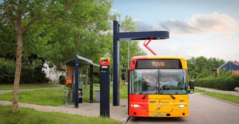 Photo of I dag får København 48 nye elbusser
