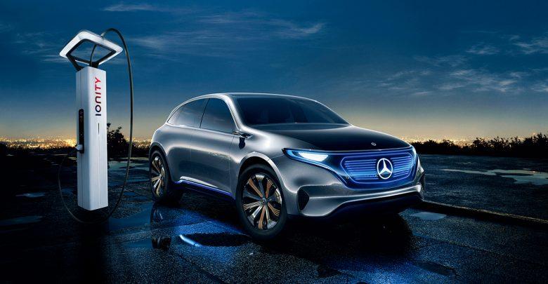 Photo of I aften bliver Mercedes elektrisk