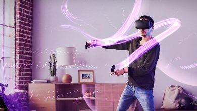 Photo of Facebook præsenterer billigere trådløst Oculus Quest vr-headset