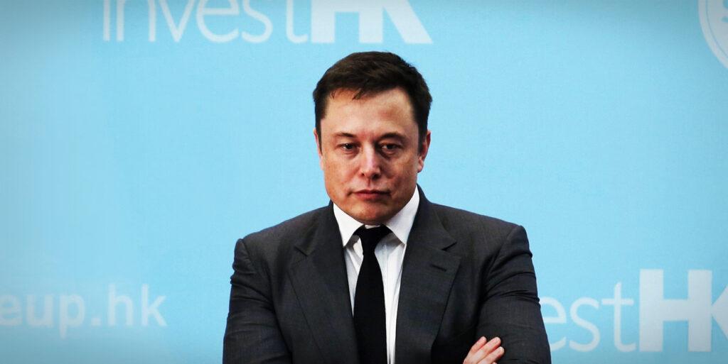 sagsøgt Elon Musk