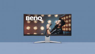 Photo of BenQ EX3501r