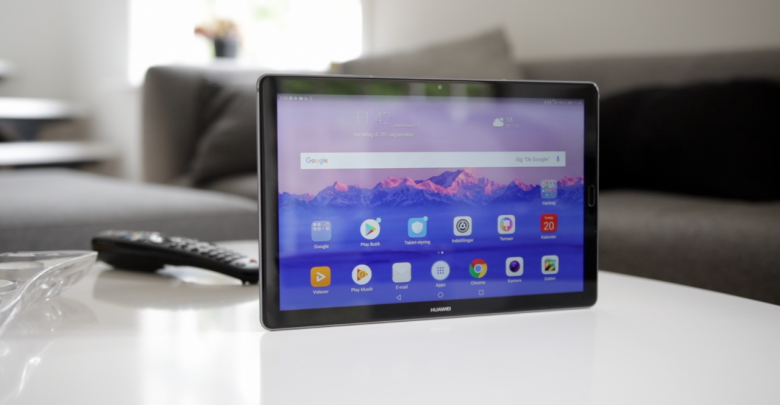 Photo of Videoanmeldelse: Huawei MediaPad M5