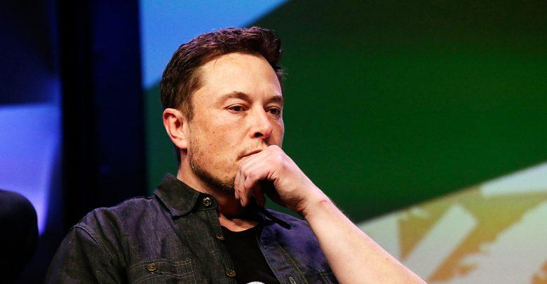 Photo of Elon Musk stopper i Teslas bestyrelse
