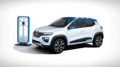 Photo of Renault K-ZE – den elektriske mikrobil præsenteret i Paris