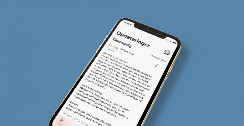 Siri Genveje med Philips Hue