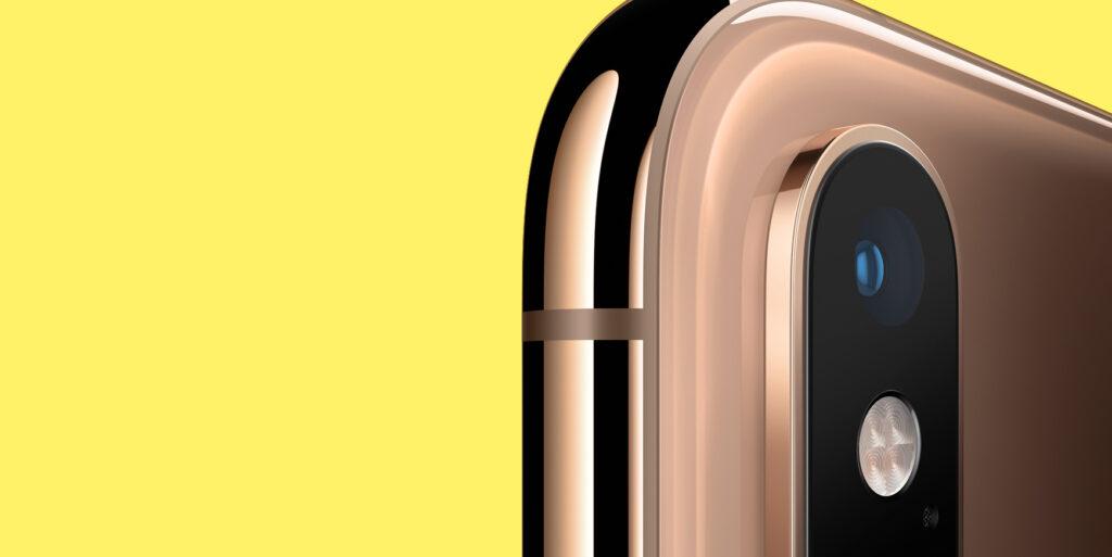DxOMark iPhone XS