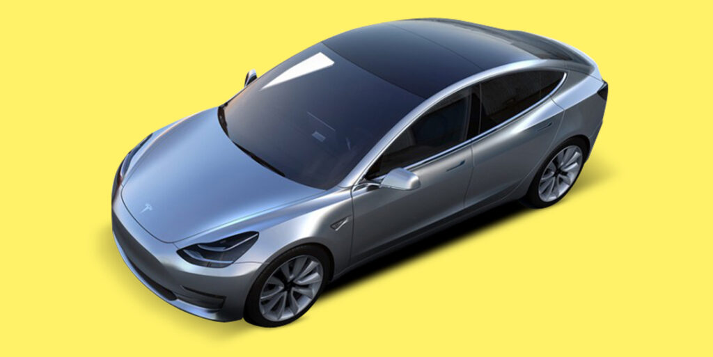 Tesla Model 3 klarer sig bedre i sikkerhedstest end nogen anden bil – iNPUT