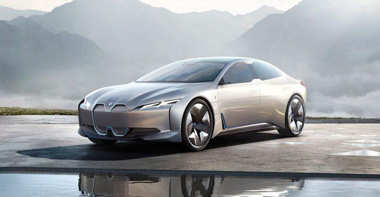 """Photo of BMW i4 bliver den første elbil med """"almindeligt"""" BMW design"""