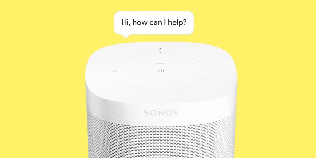 Sonos: Google Assistant