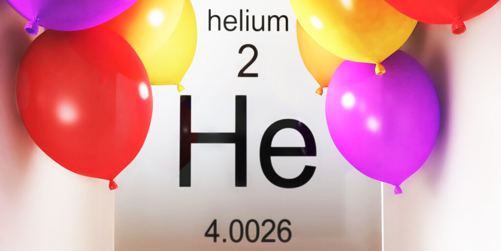 iPhone helium