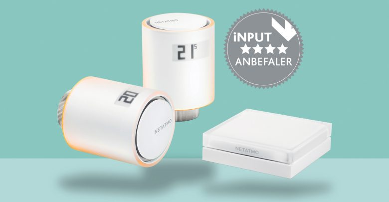 Photo of Netatmo Smarte Radiatortermostater Startpakke