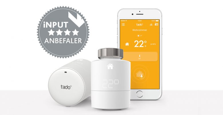 Photo of Tado Smart Radiator Thermostat Starter Kit