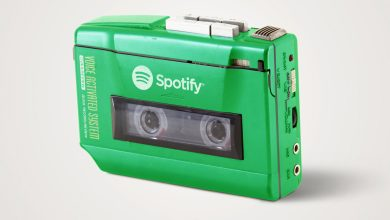Photo of Spotify og Facebook som 80'er gadgets