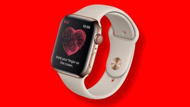 Photo of Apple Watch får EKG-funktion med 5.1.2-opdateringen