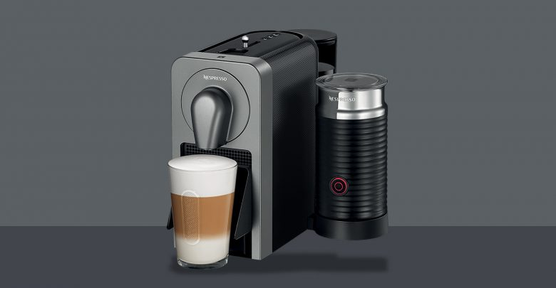Photo of Nespresso Prodigio & Milk
