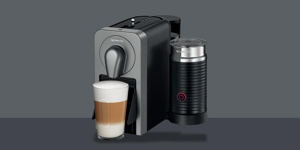 Nespresso Prodigio & Milk