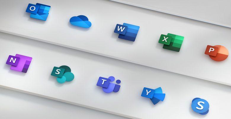 Photo of Smugkig på Microsofts nye Office-logoer
