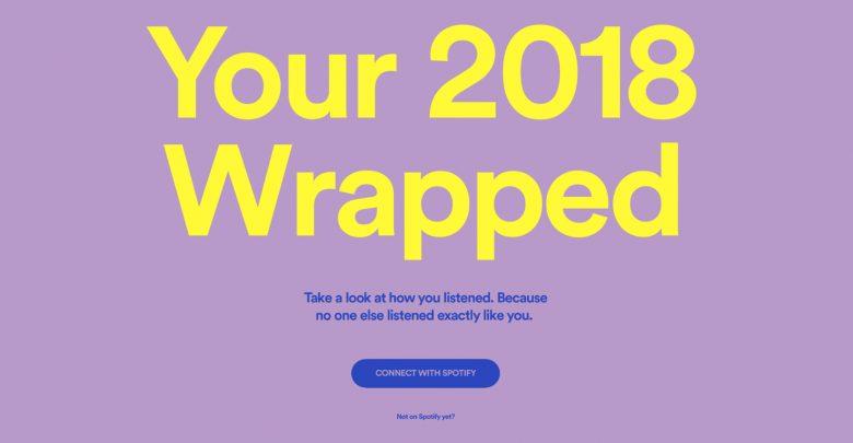 Spotify 2018