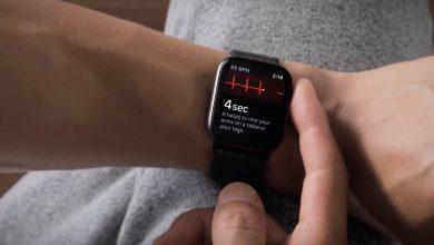 Photo of EKG-funktionen på Apple Watch har allerede reddet liv