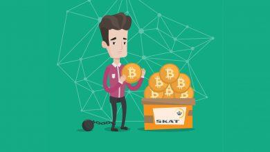 Photo of Skat undersøger private danske bitcoin-handler