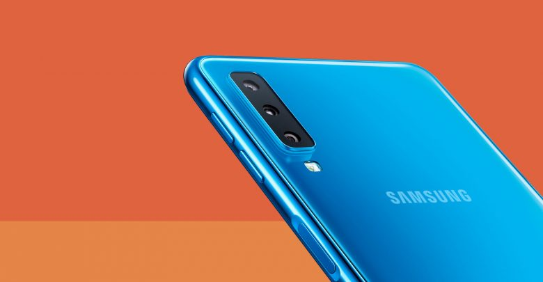 Photo of Samsung Galaxy A7 2018