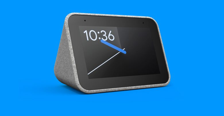 Photo of Lenovo Smart Clock vil ændre din morgenrutine
