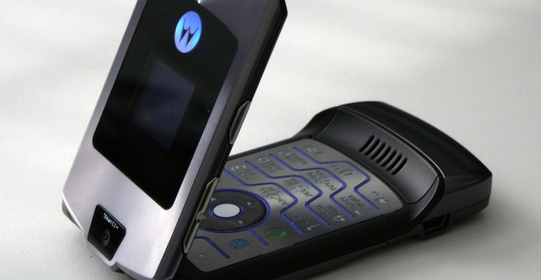 Photo of Motorola pønser på bøjelig Razr-telefon til februar