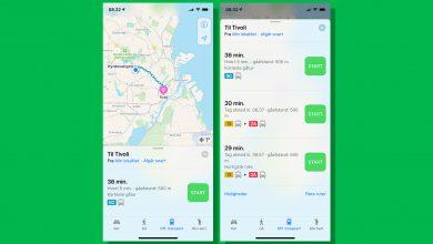 """Photo of Apple lancerer """"Offentlig transport"""" i hele Skandinavien"""
