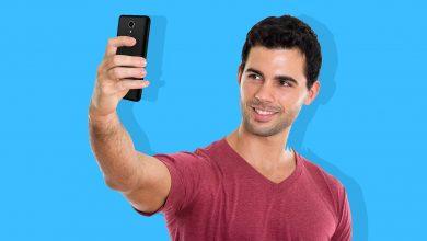 selfie-kameraer