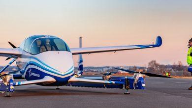 Photo of Boeings flyvende bil er i luften