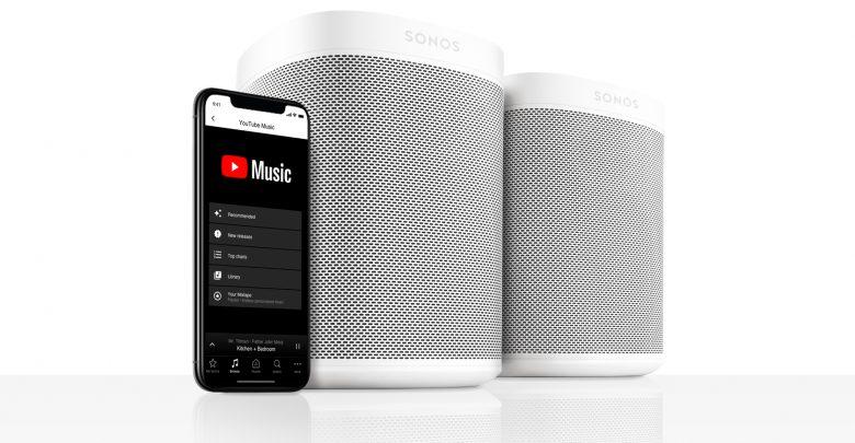 Youtube på Sonos