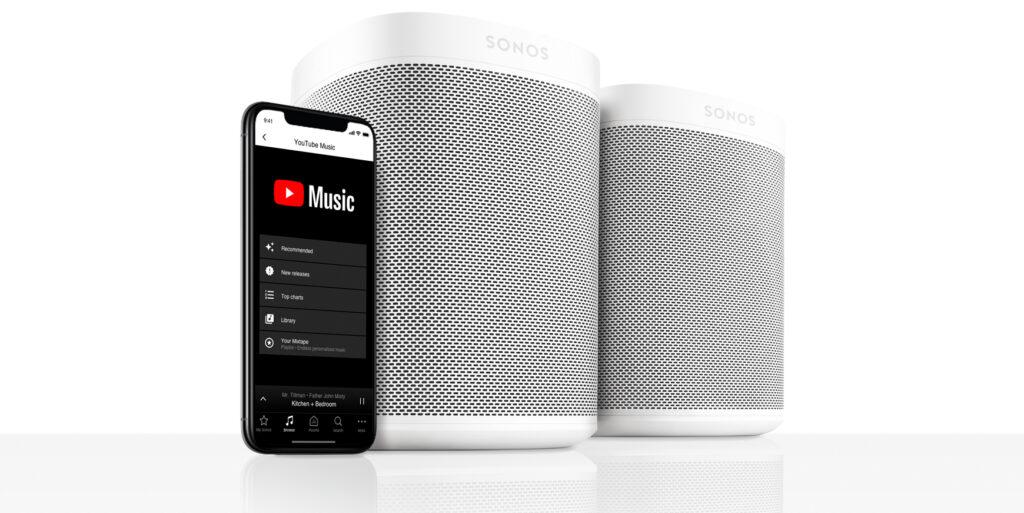 Youtube P 229 Sonos