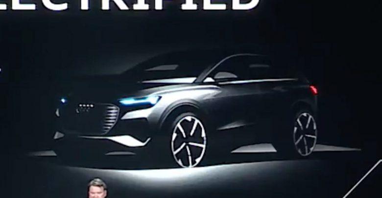 Photo of Ny, mindre Audi SUV skal tage kampen op med kommende Tesla