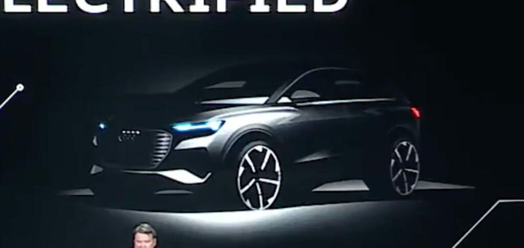 Audi compact SUV