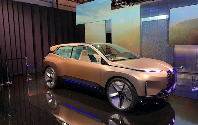 Photo of BMW vil have dagligstuen med ud i bilen