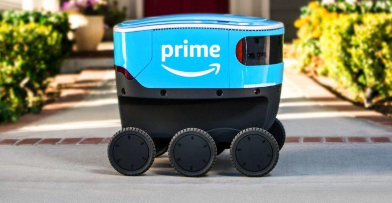 Amazon Scout på tur