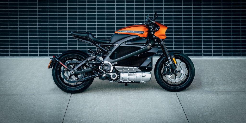 elektrisk motorcykel