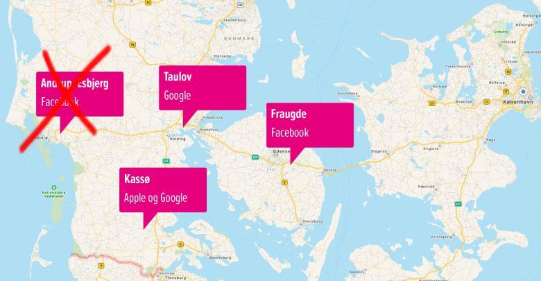 Photo of Facebook dropper datacenter i Esbjerg