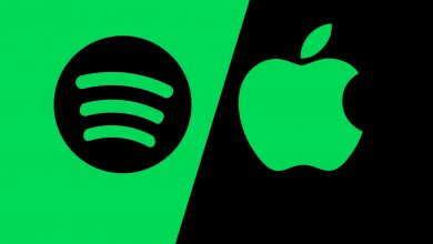Spotify Apple