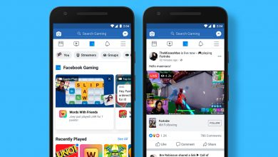 Photo of Facebook lancerer ny Gaming-fane