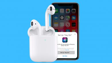Photo of Apple lancerer nye AirPods med Siri