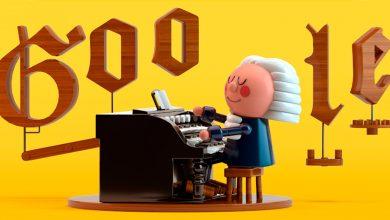 Photo of Googles nye AI-baserede Bach-doodle imponerer