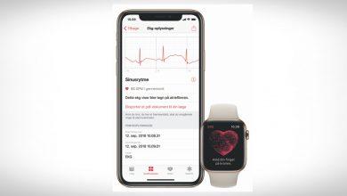 Photo of Nu i Danmark: Apple er klar med EKG på Apple Watch