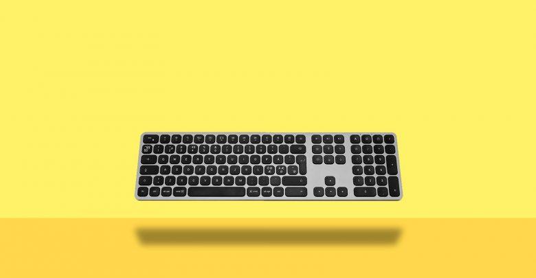 Photo of Satechi Wireless Keyboard