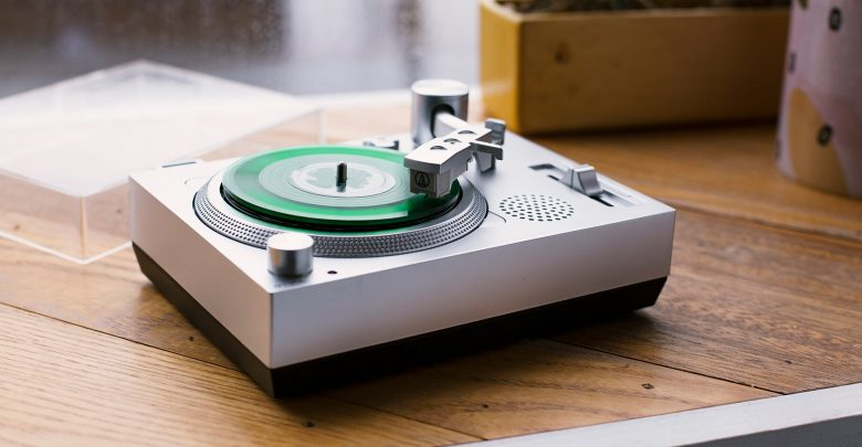 Photo of Pladespiller til 3″-vinyl lanceres på Record Store Day
