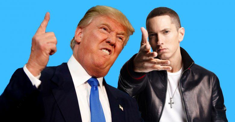 Photo of Hør Trump synge Eminem takket være kunstig intelligens