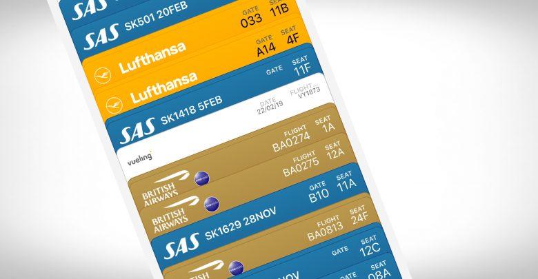 iOS 13 Wallet